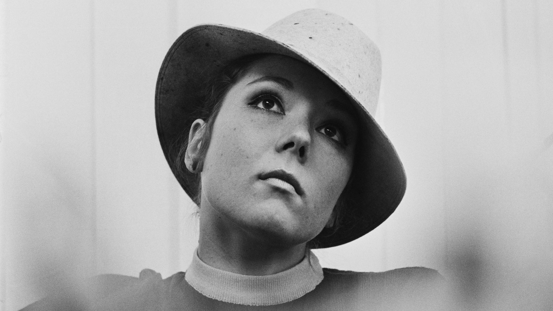 English actress Diana Rigg. - Credit: Evening Standard/Hulton Archive/Getty Images