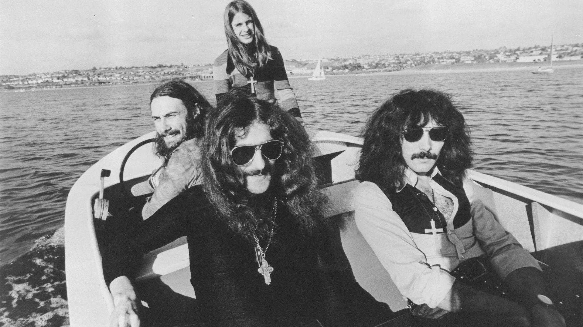 Black Sabbath - Credit: Michael Ochs Archives/Getty Images