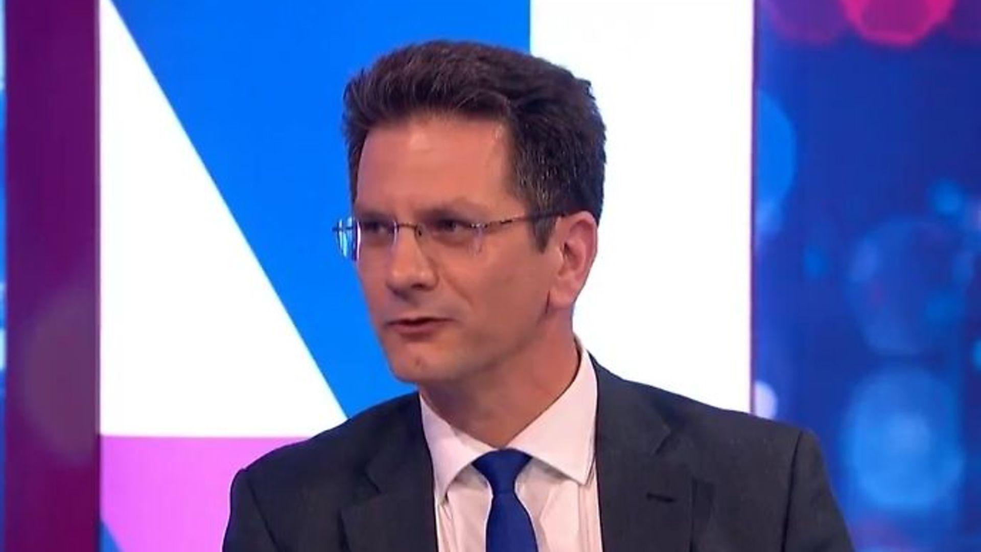 Tory backbencher Steve Baker said he is 'organising people' to rebel against the government's latest coronavirus bill