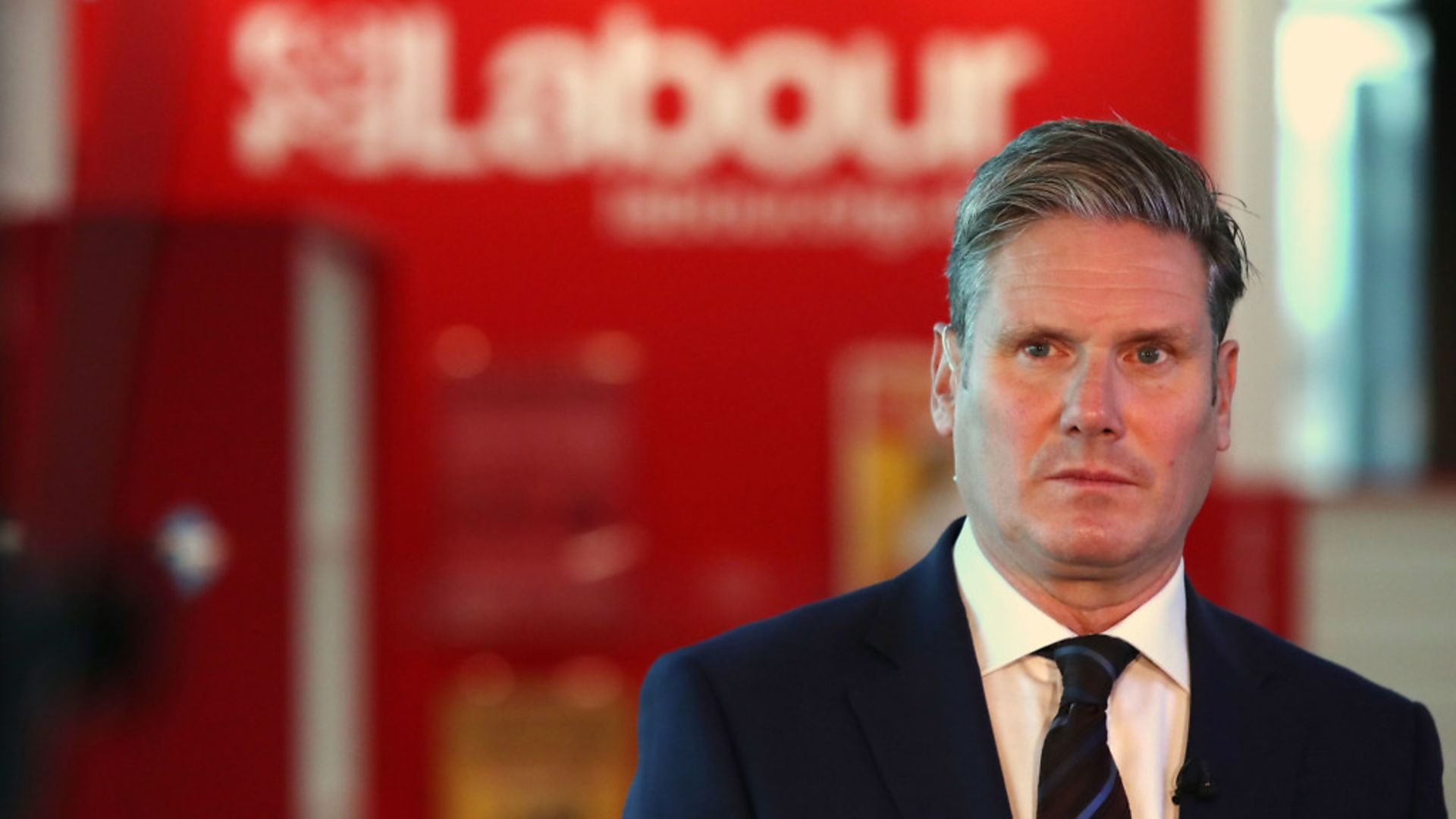 Labour's Keir Starmer - Credit: Peter Byrne/PA Wire