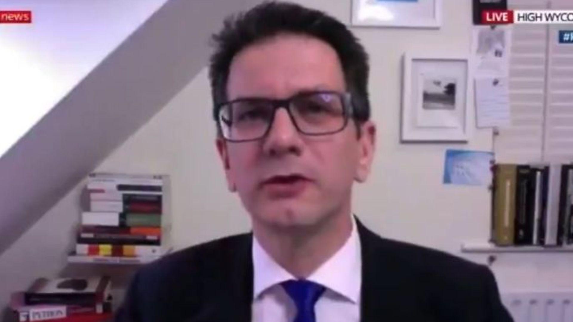 Brexiteer MP Steve Baker on Sophy Ridge on Sunday