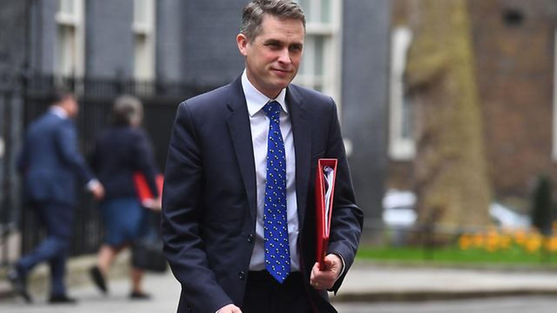 Education secretary Gavin Williamson - Credit: PA Wire