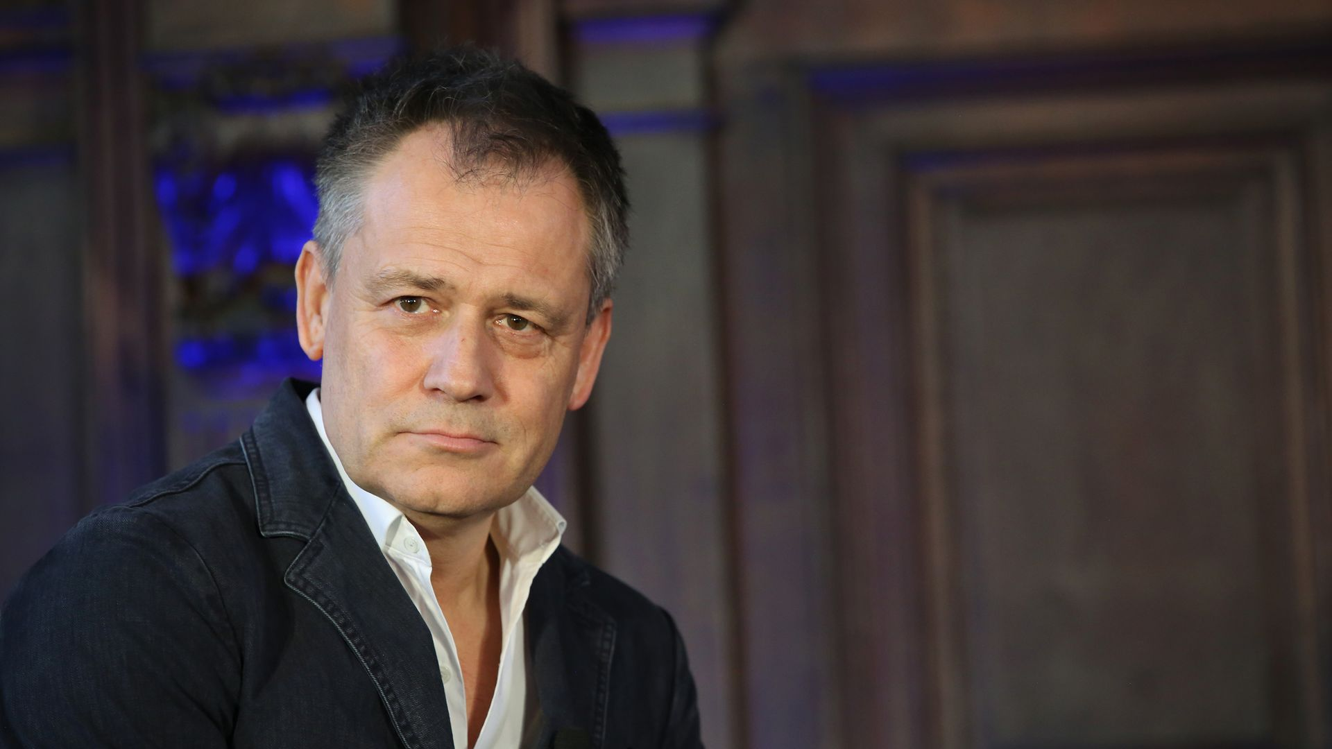 THE DON: Director Michael Grandage in February 2018 - Credit: Getty Images