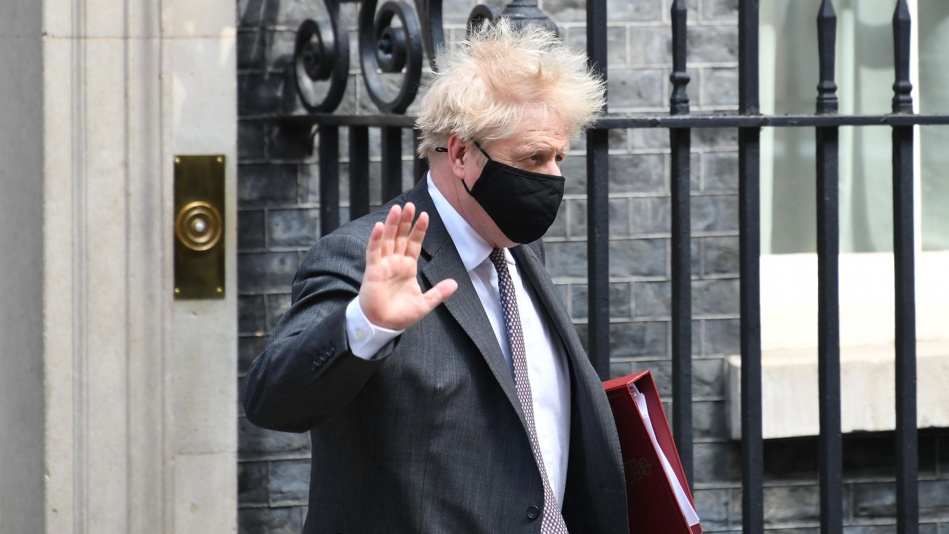 Boris Johnson has said an inquiry will take place 'when the time is right' - Credit: PA
