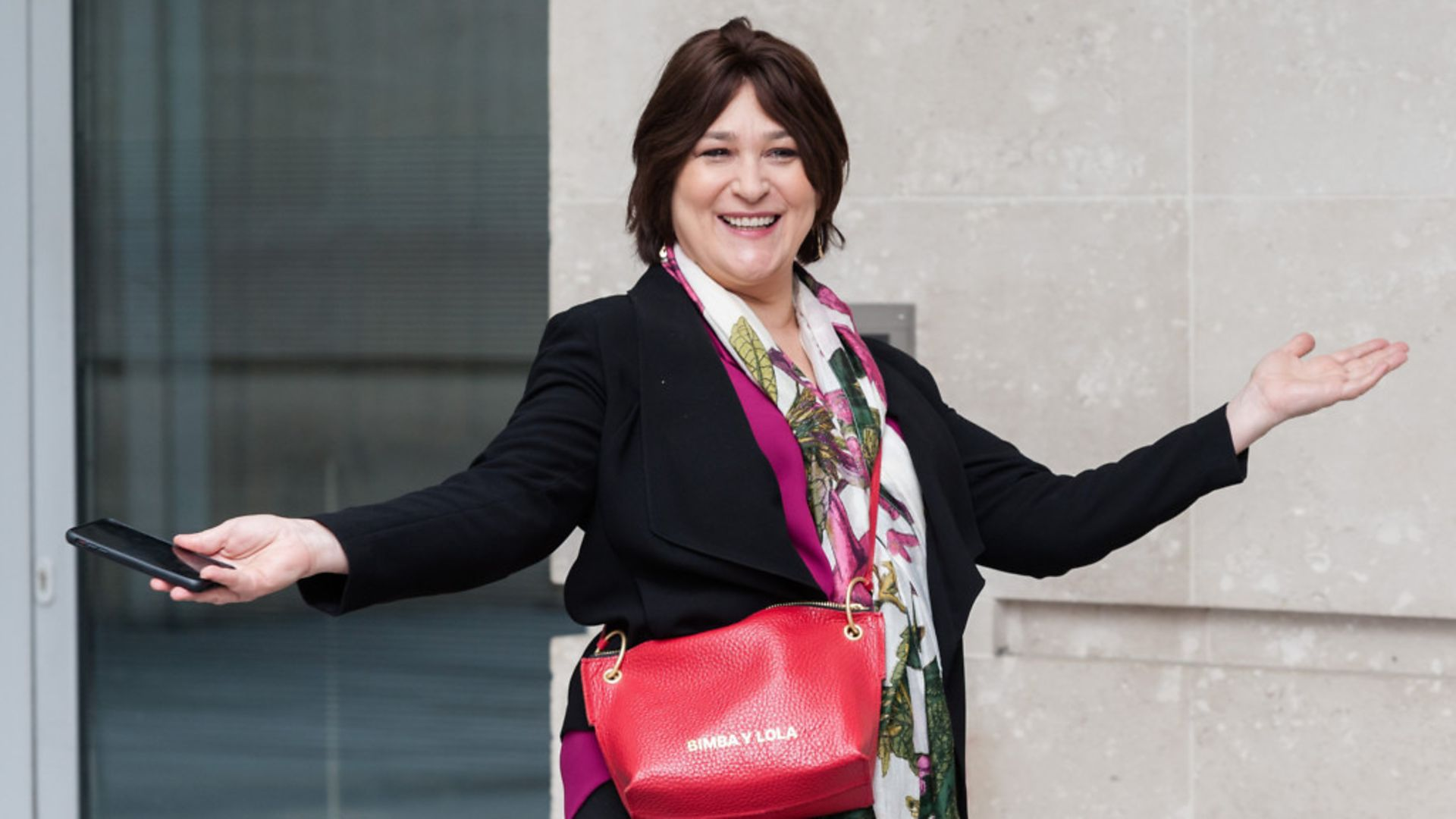 Daily Mail newspaper columnist Sarah Vine - Credit: Barcroft Media via Getty Images