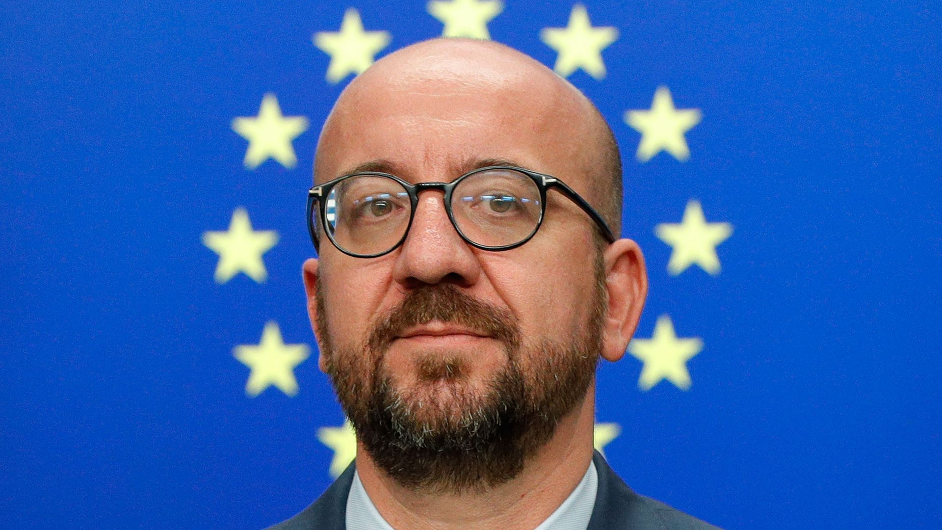 Charles Michel, the EU Council president - Credit: GEOFFROY VAN DER HASSELT/AFP