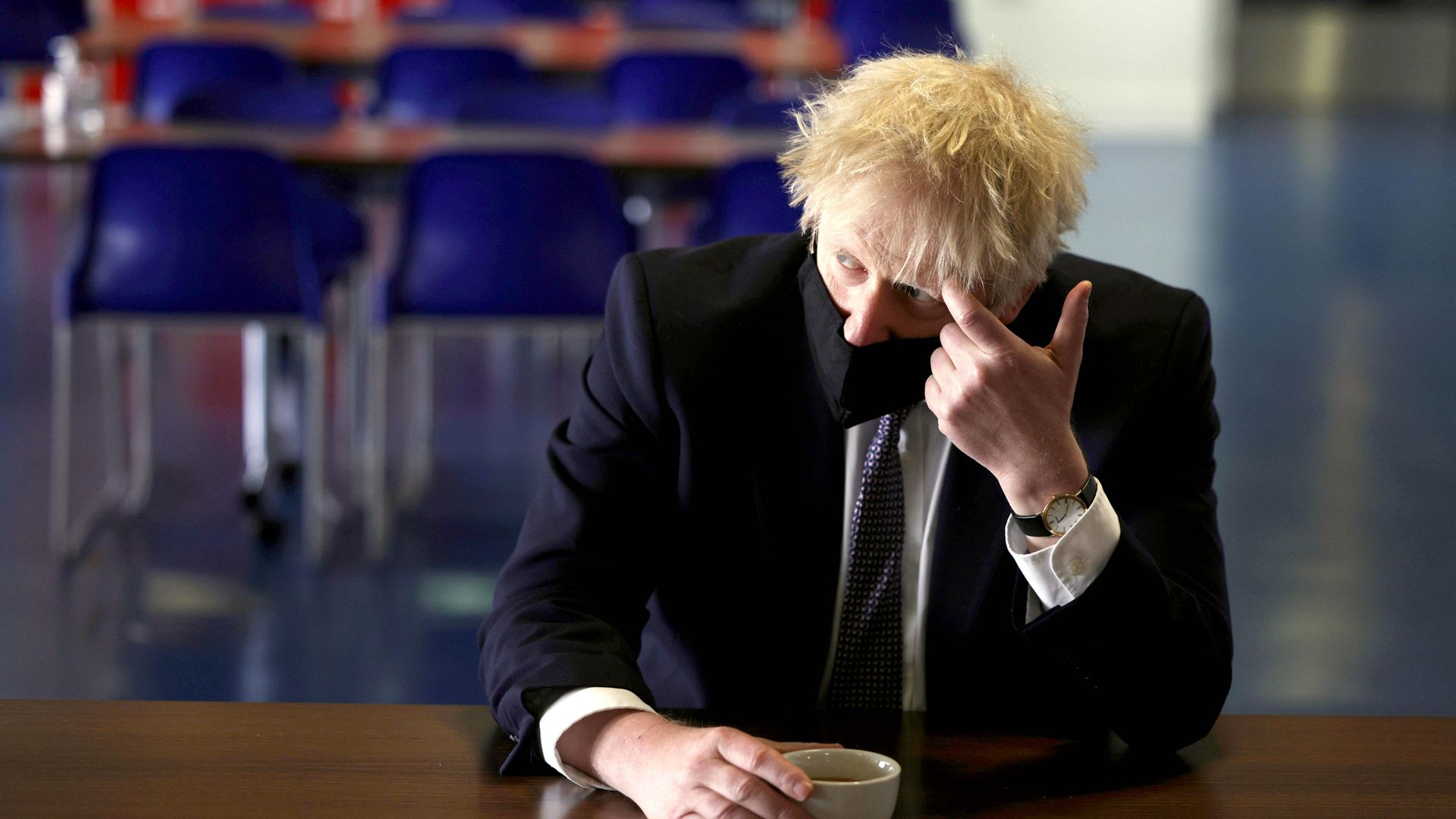 Former senior aide Eddie Lister advised Boris Johnson on a major overhaul of planning laws in England - Credit: PA