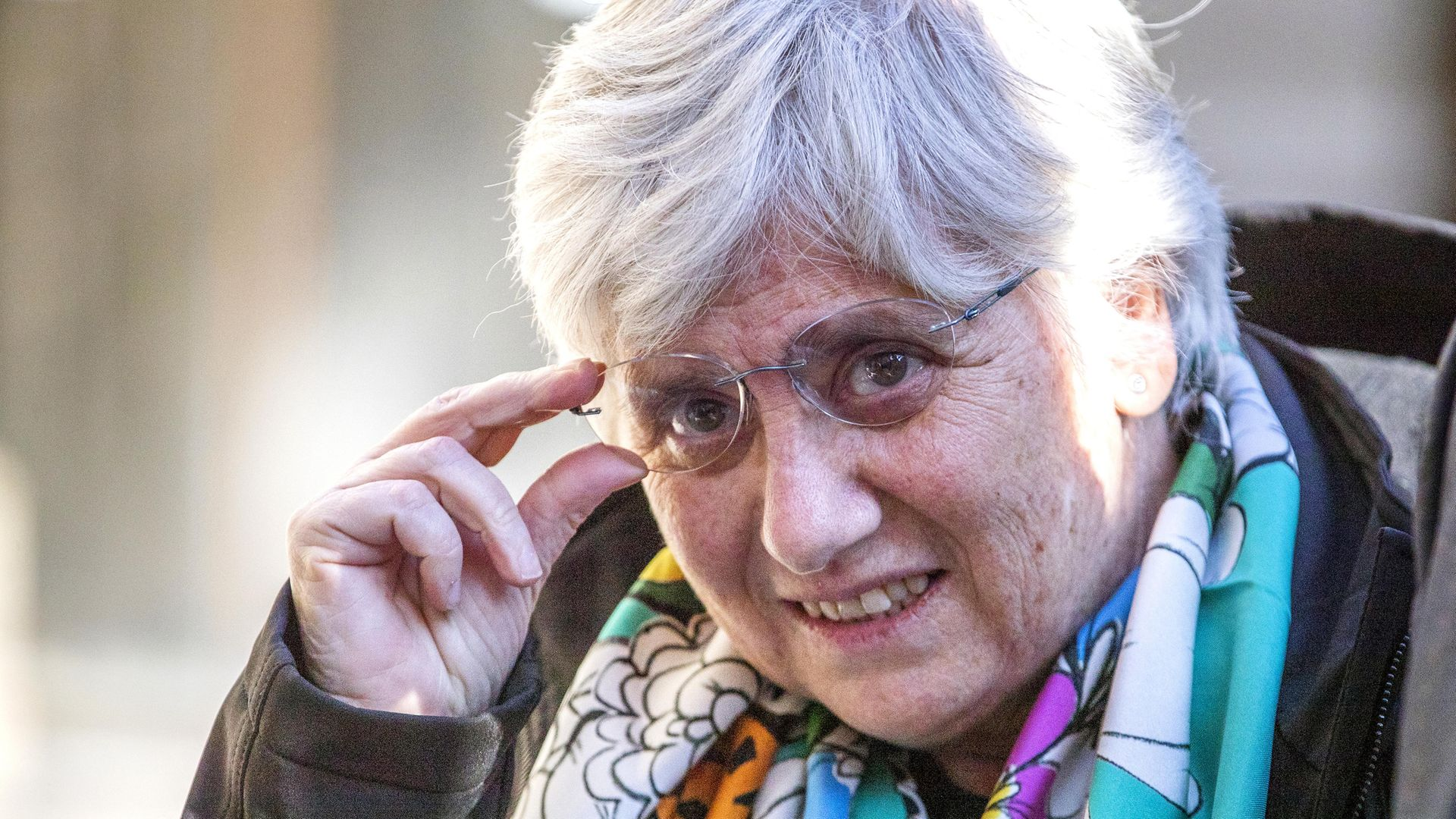 Lawyers for Clara Ponsati have vowed to fight on after the European parliament voted to remove her immunity - Credit: PA