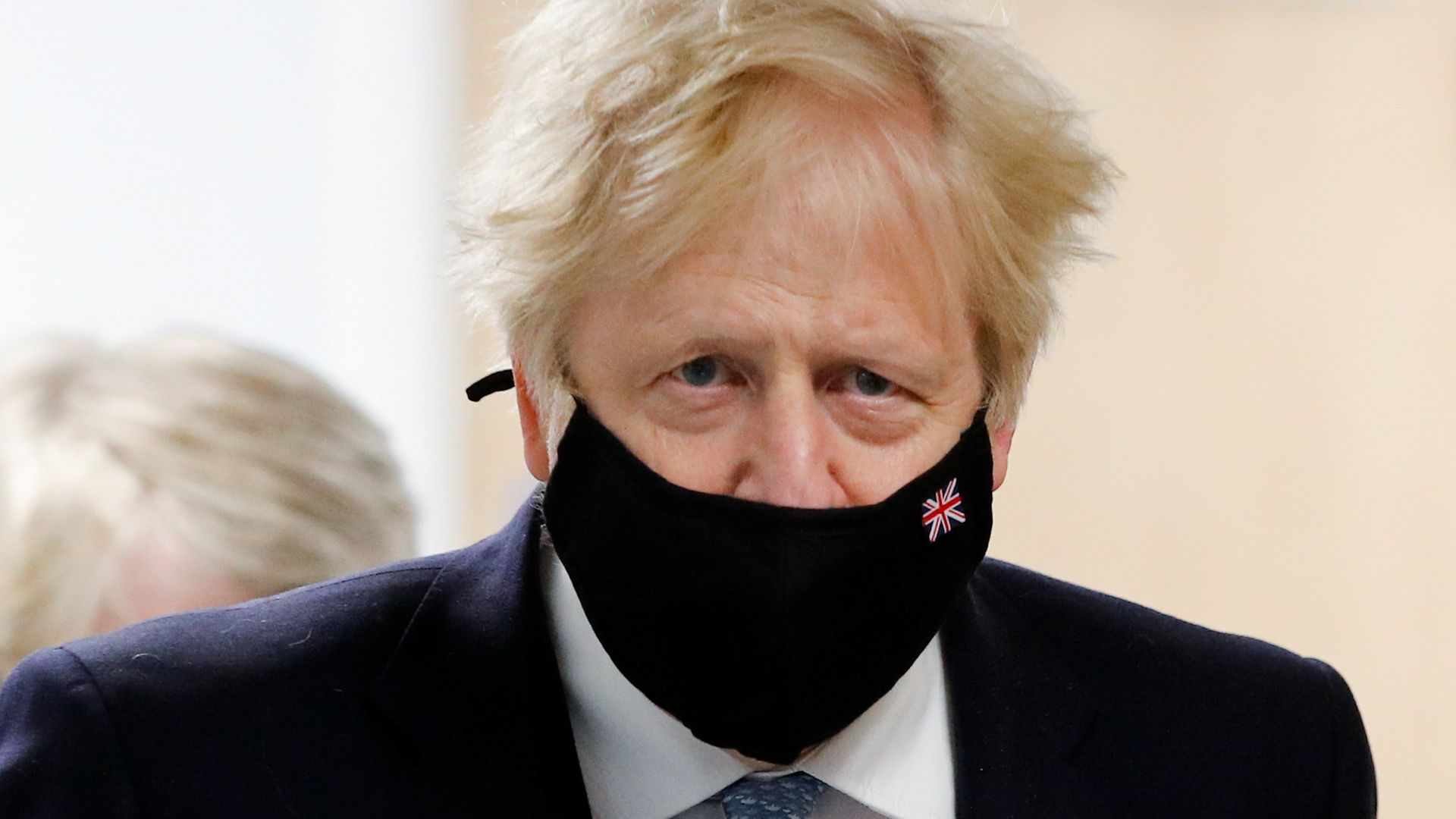 Prime minister Boris Johnson said the election results in Hartlepool were 'encouraging' - Credit: PA