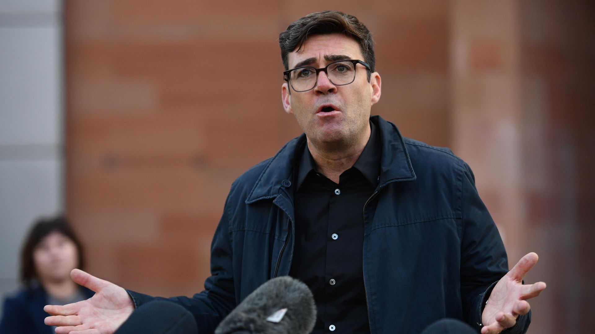 Greater Manchester mayor Andy Burnham - Credit: PA