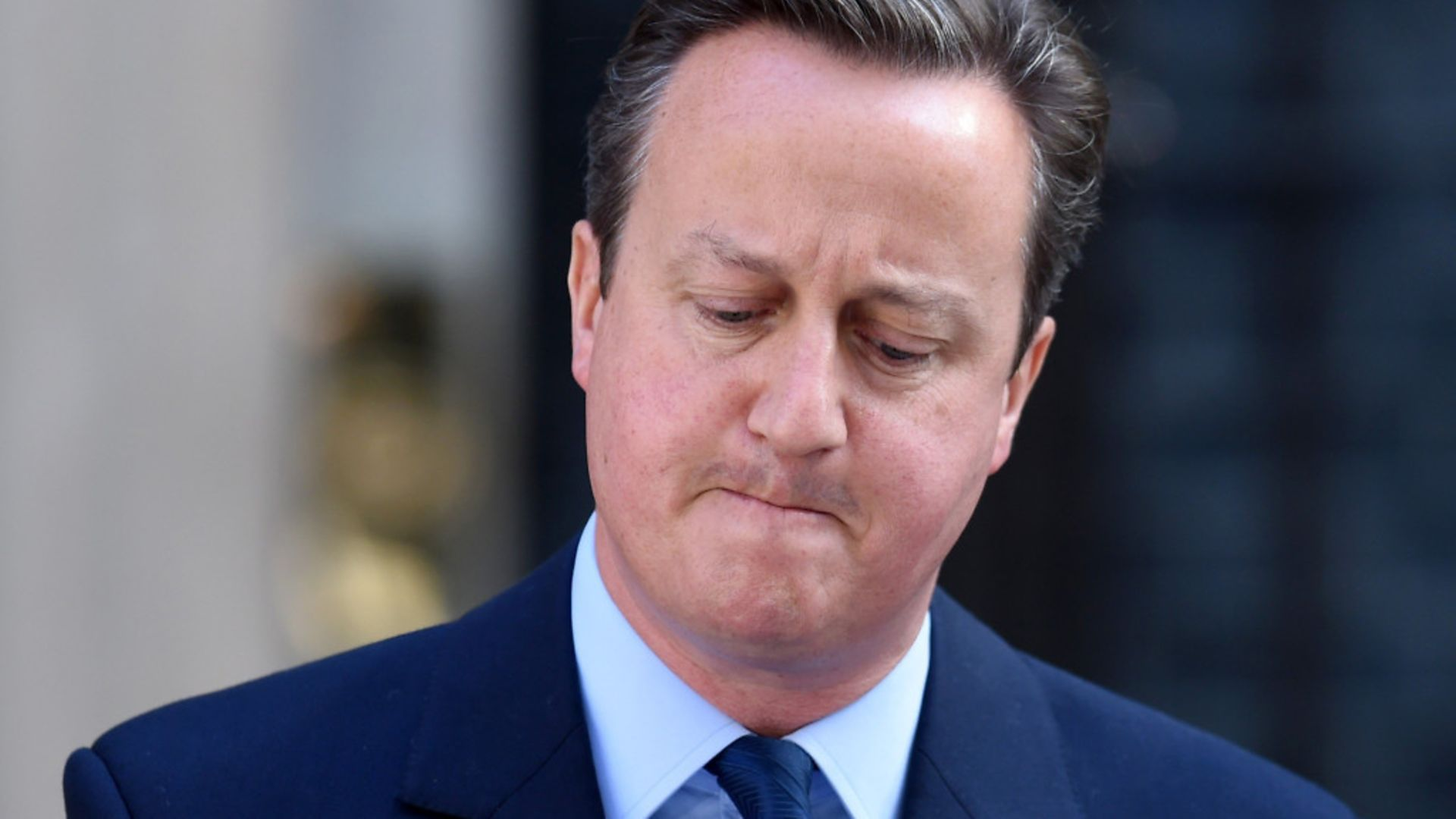 David Cameron outside Downing Street - Credit: Getty Images