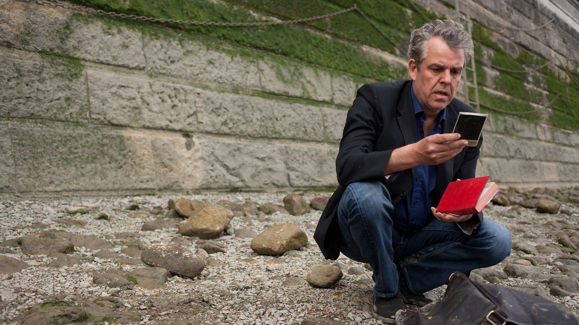 Danny Huston in The Last Photograph - Credit: Photograph: Phil Miller