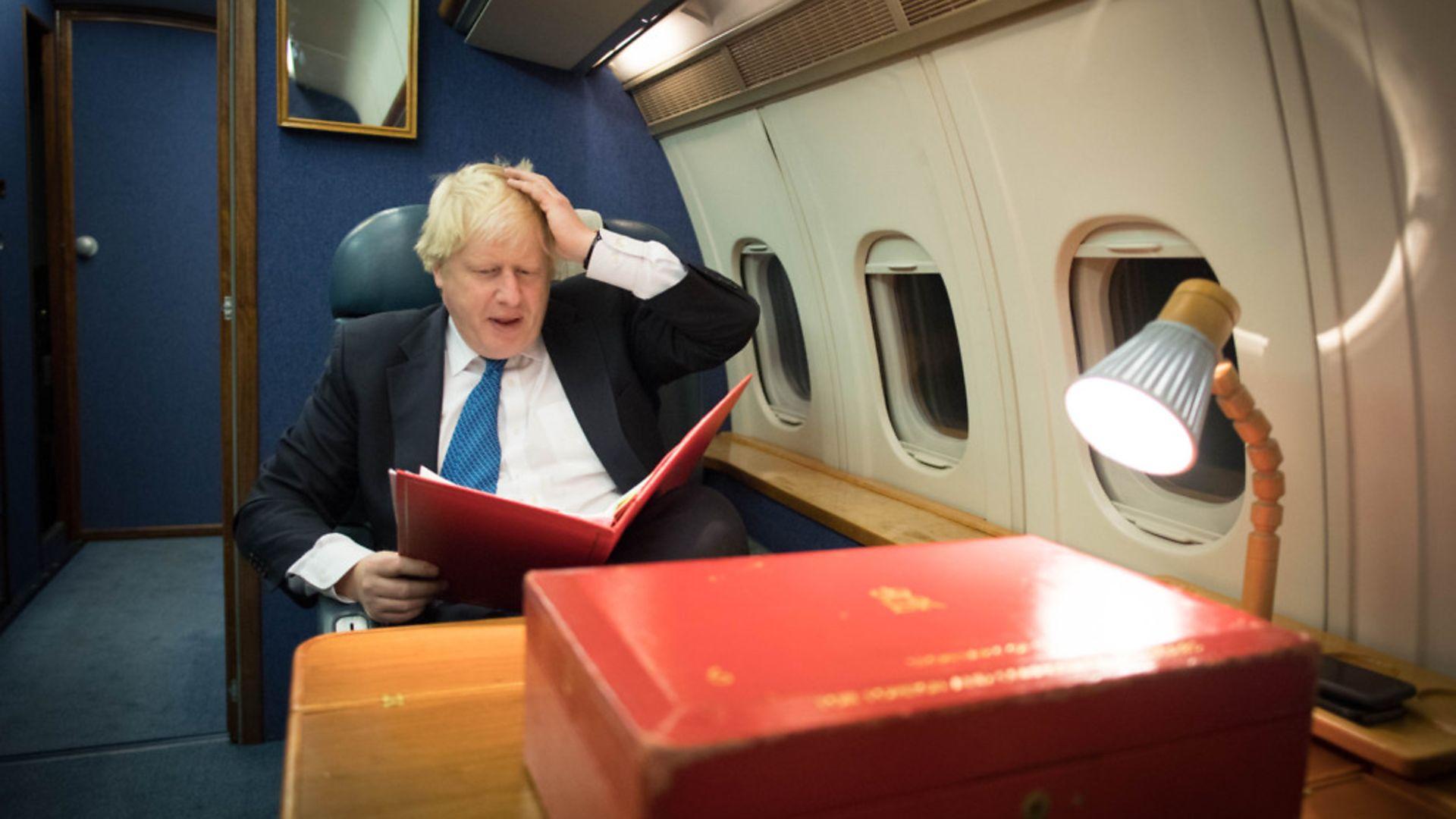 Prime minister Boris Johnson - Credit: PA Archive/PA Images