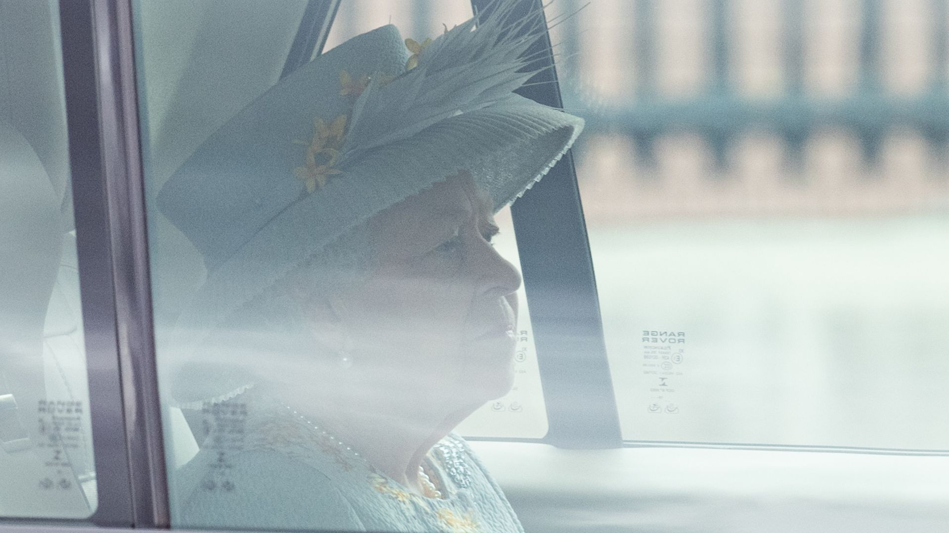 Queen Elizabeth II leaves Buckingham Palace by car to deliver the Queen's Speech during the State Opening of parliament in the House of Lords at the Palace of Westminster - Credit: PA