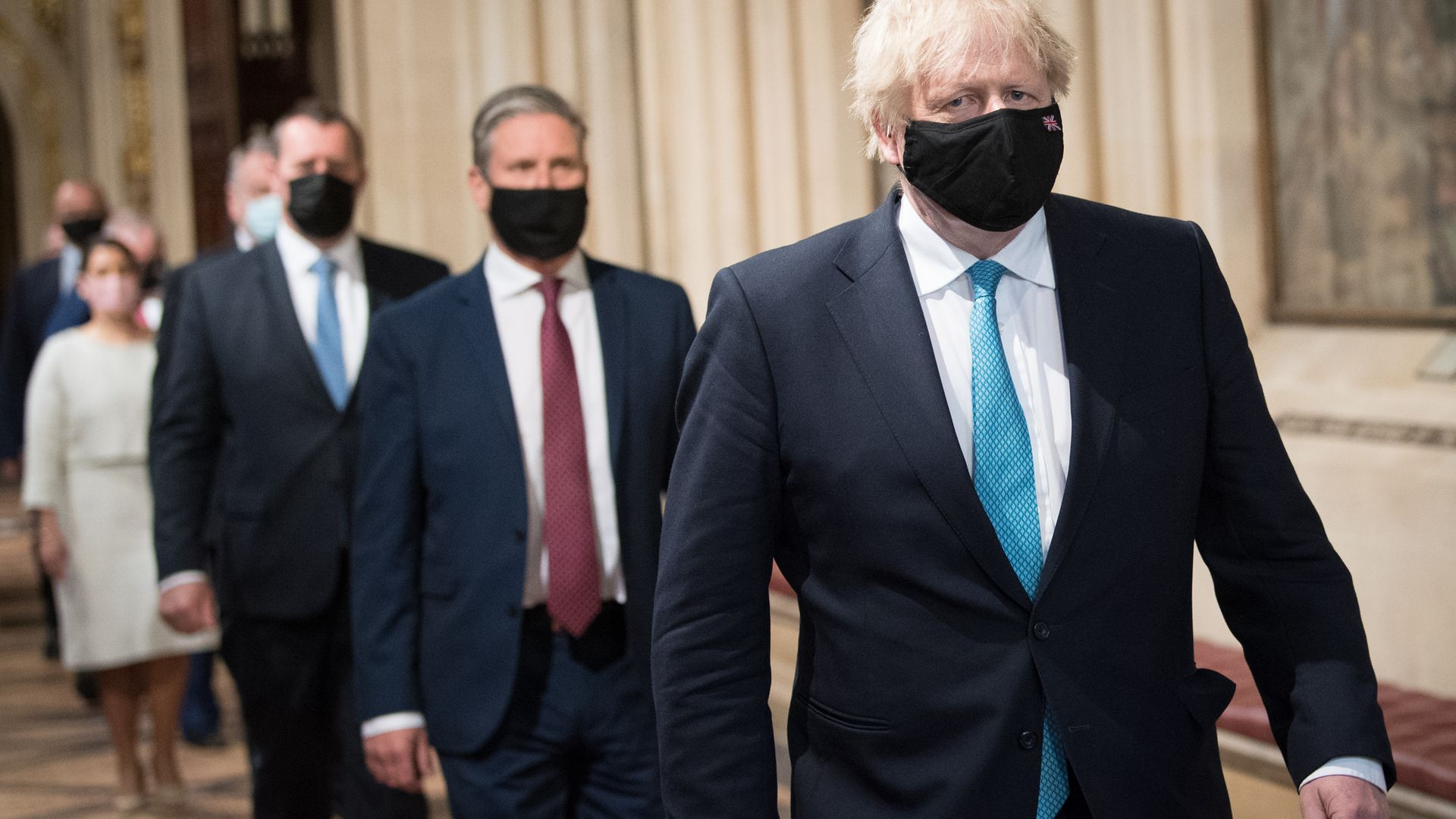 Boris Johnson has said the government will set up an independent public inquiry with statutory powers into the handling of the coronavirus pandemic - Credit: PA