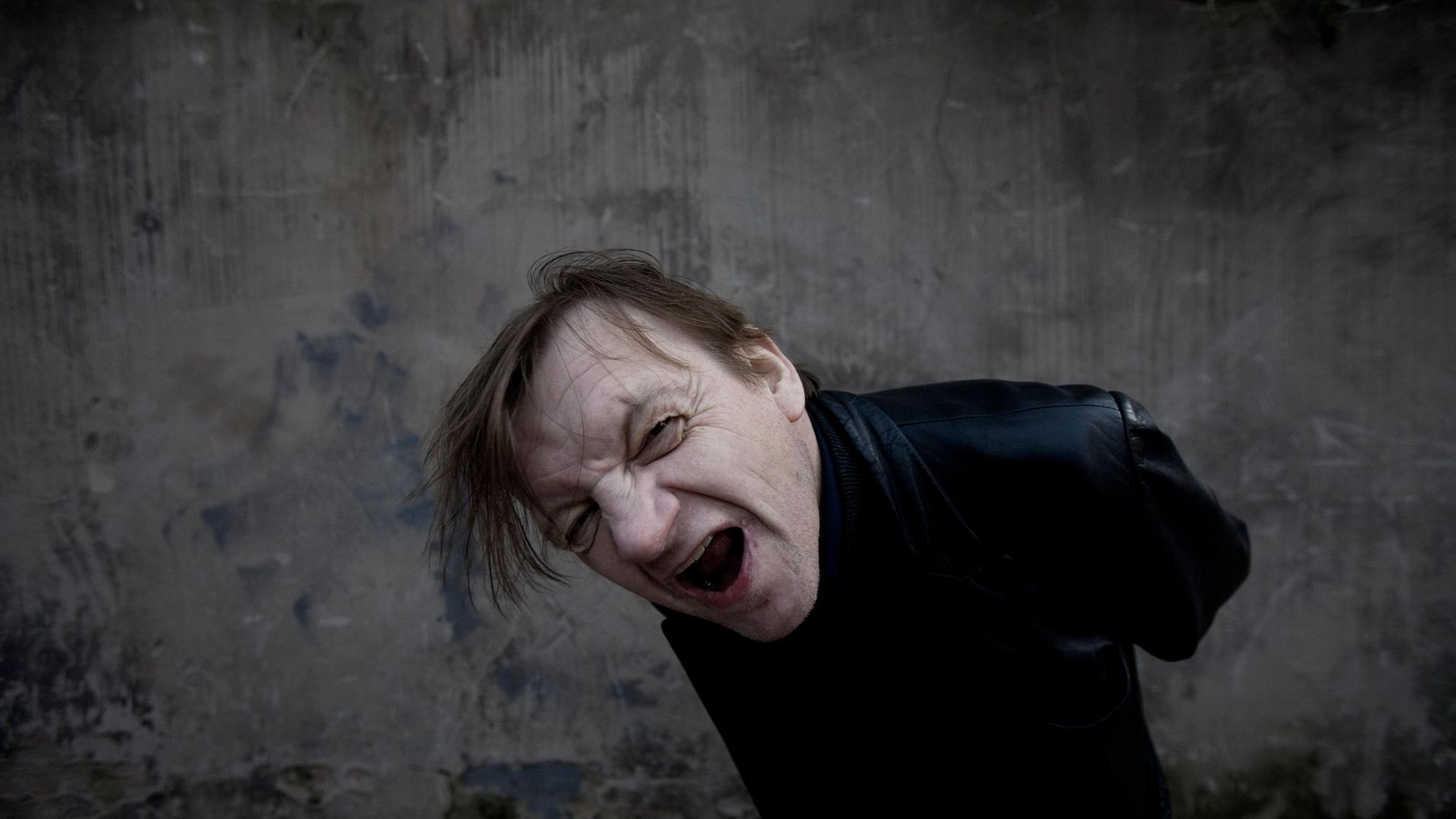 Mark E Smith of The Fall in Salford, Manchester, 18th March 2011 - Credit: Photo by Kevin Cummins/Getty Images