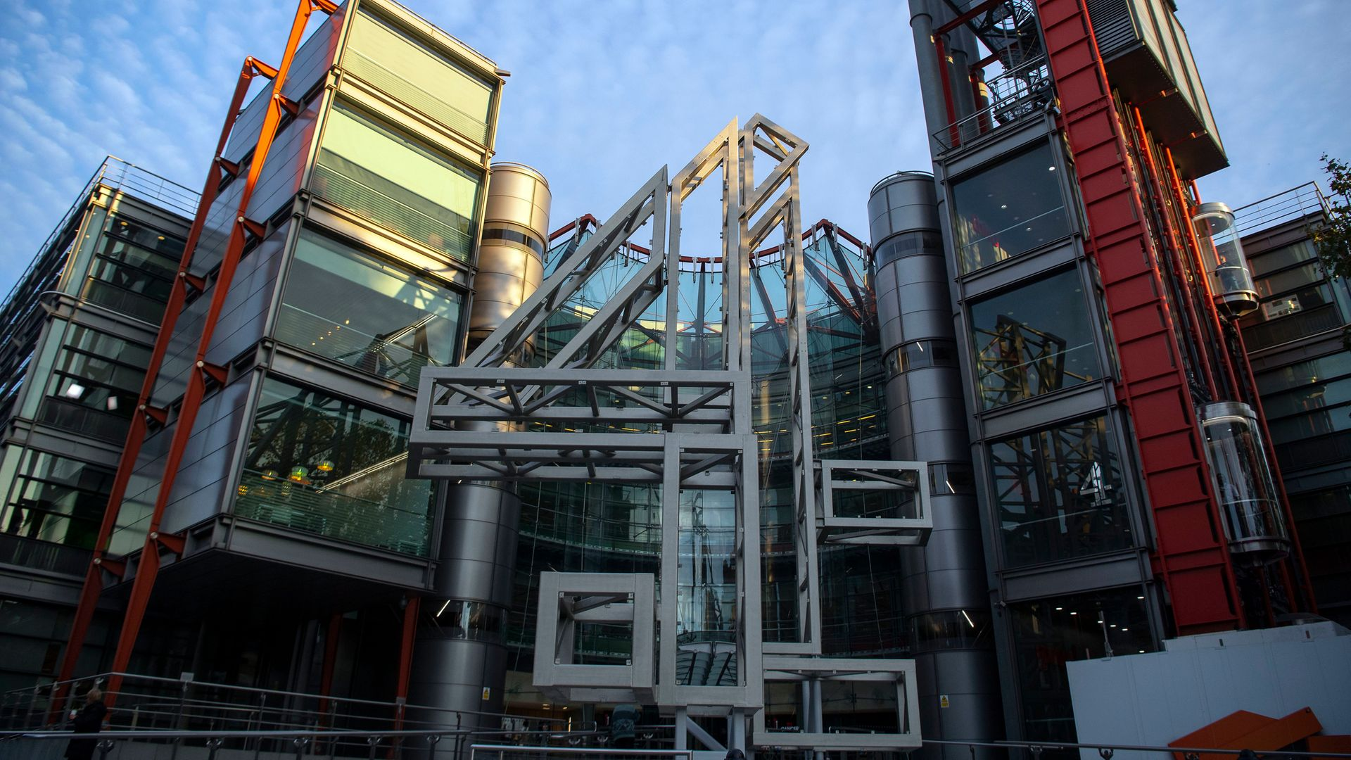 Channel 4's current headquarters on Horseferry Road, London - Credit: PA