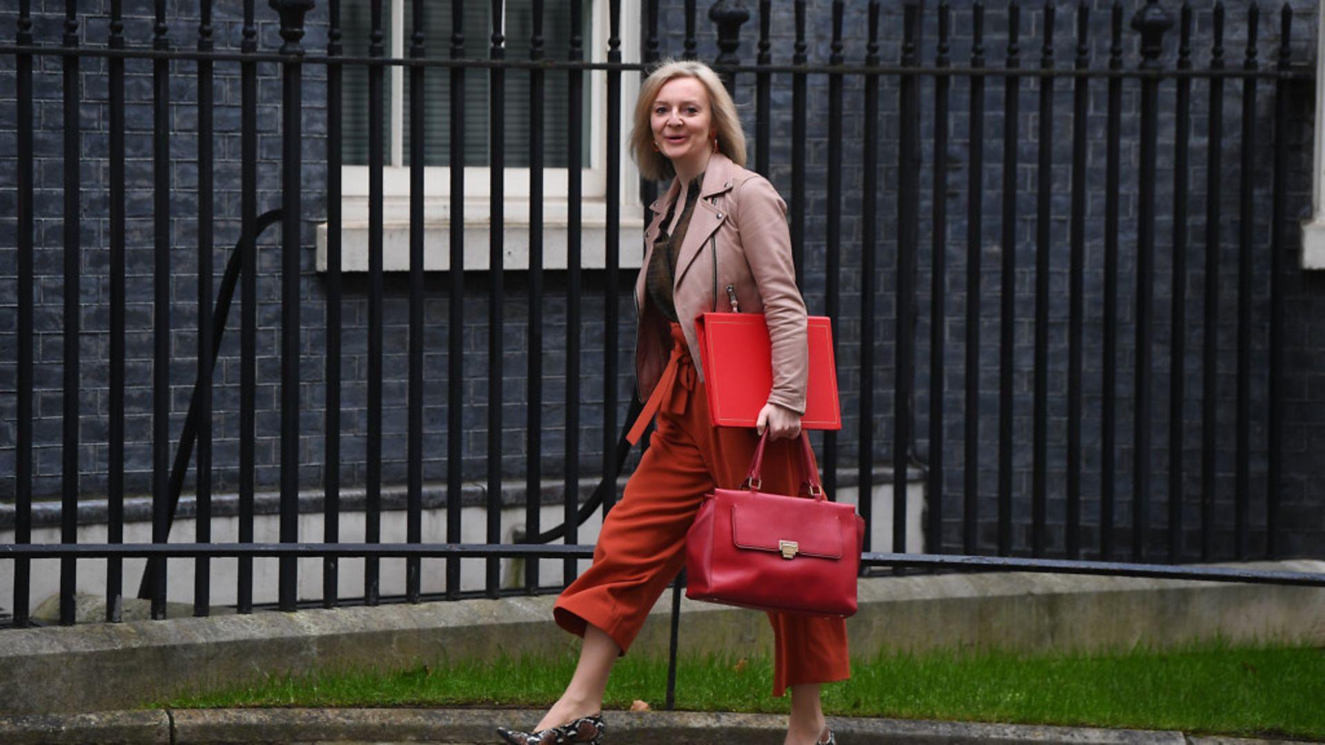 International trade secretary Liz Truss - Credit: PA