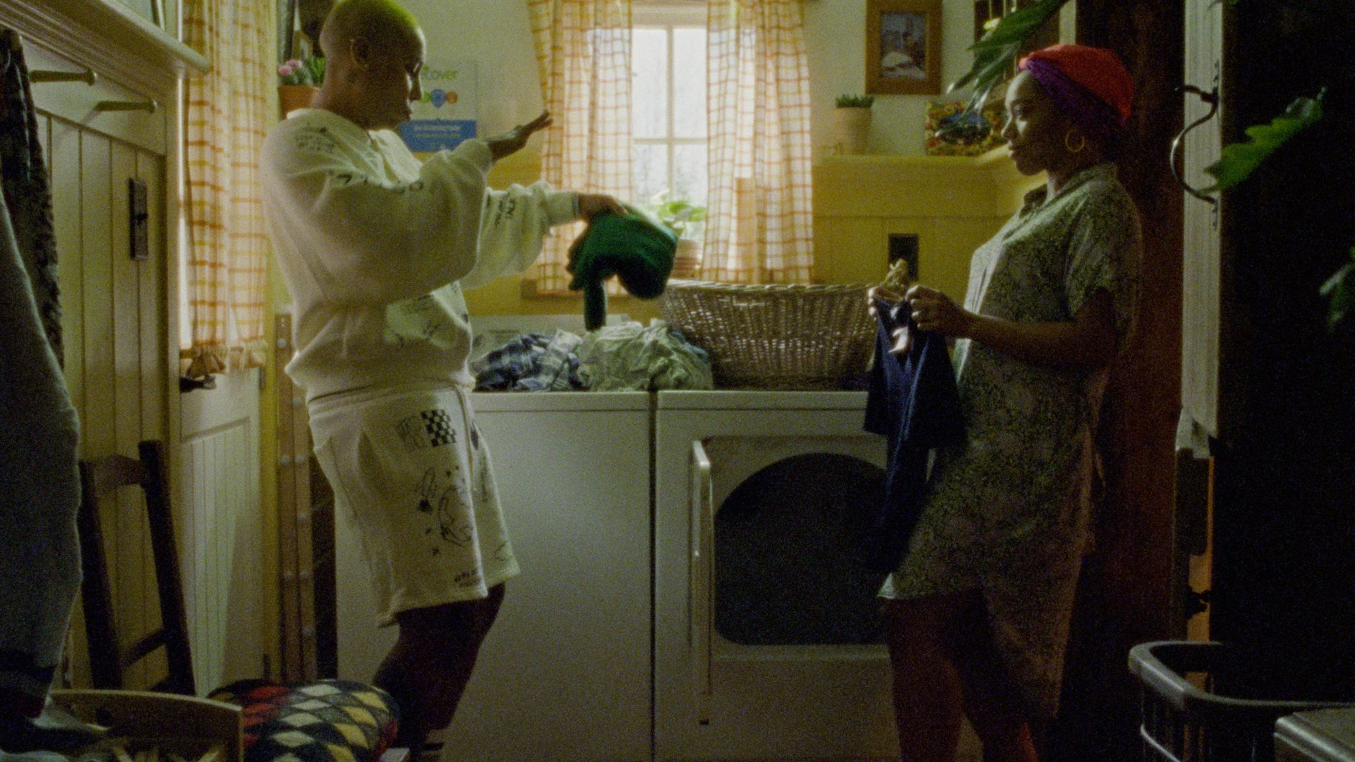 Lena Waithe, as Denise, and Naomi Ackie, as Alicia, in Master of None - Credit: COURTESY OF NETFLIX