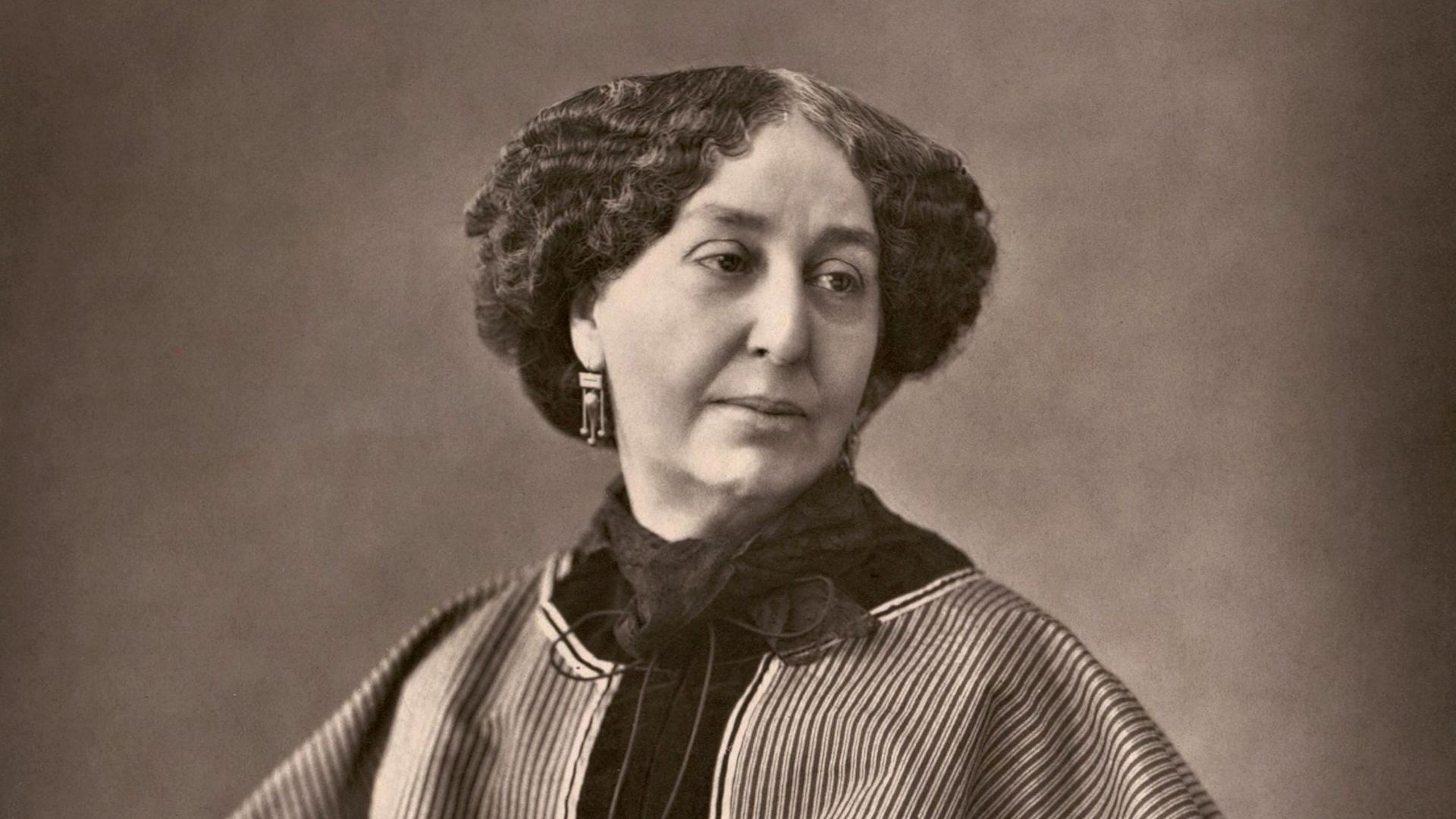 George Sand (1804-1876) French novelist and memoirist - Credit: Universal Images Group via Getty