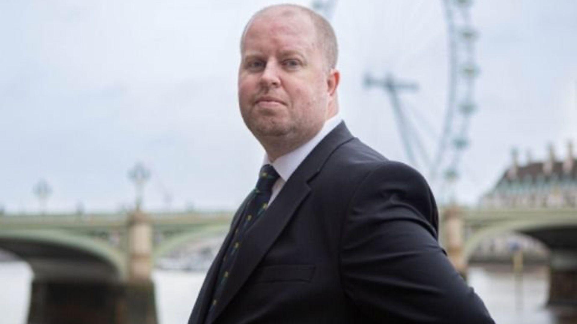 Tory MP Rob Roberts - Credit: Rob Roberts