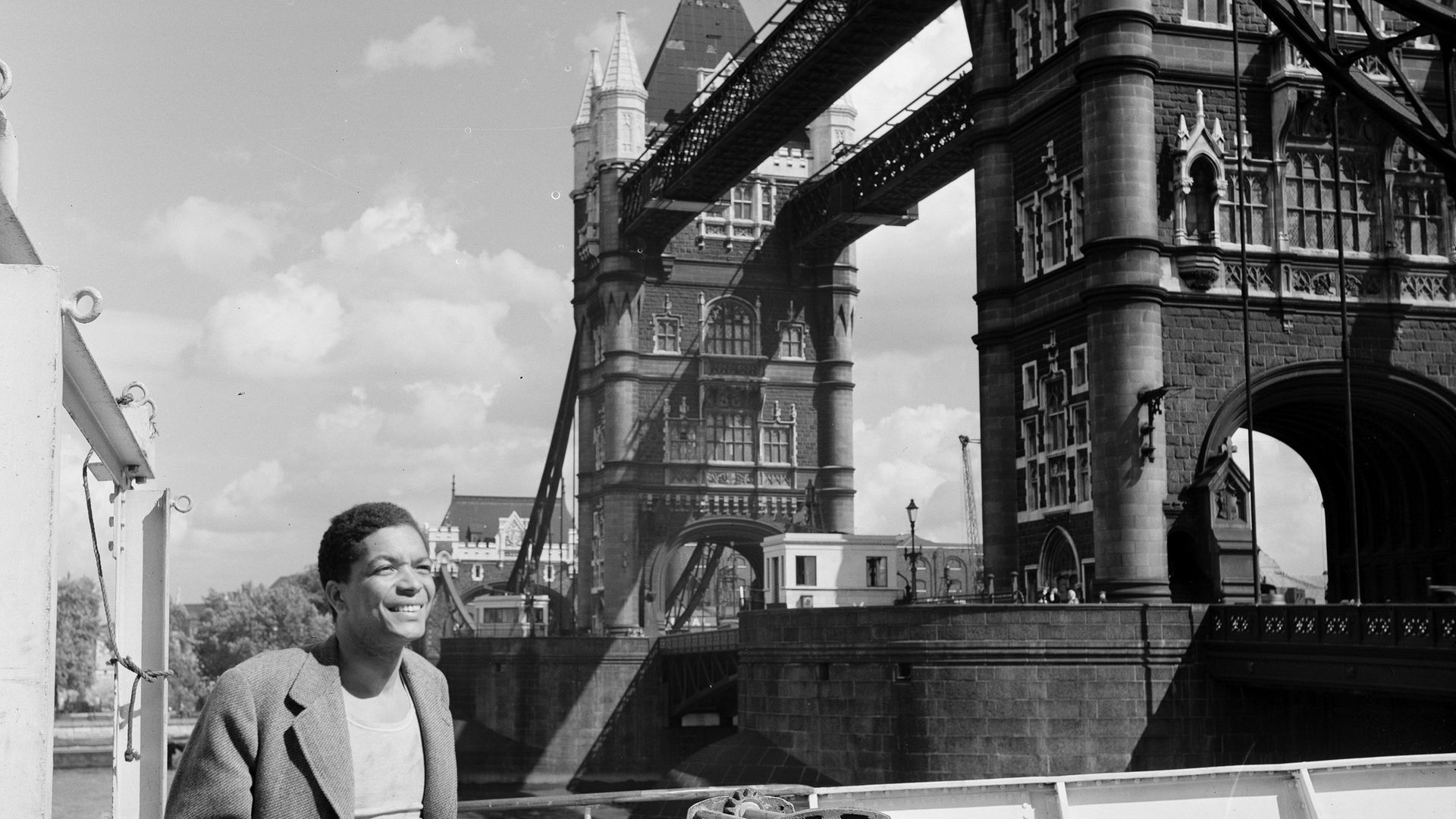 A still from Pool of London, 1951 - Credit: Courtesy of STUDIOCANAL