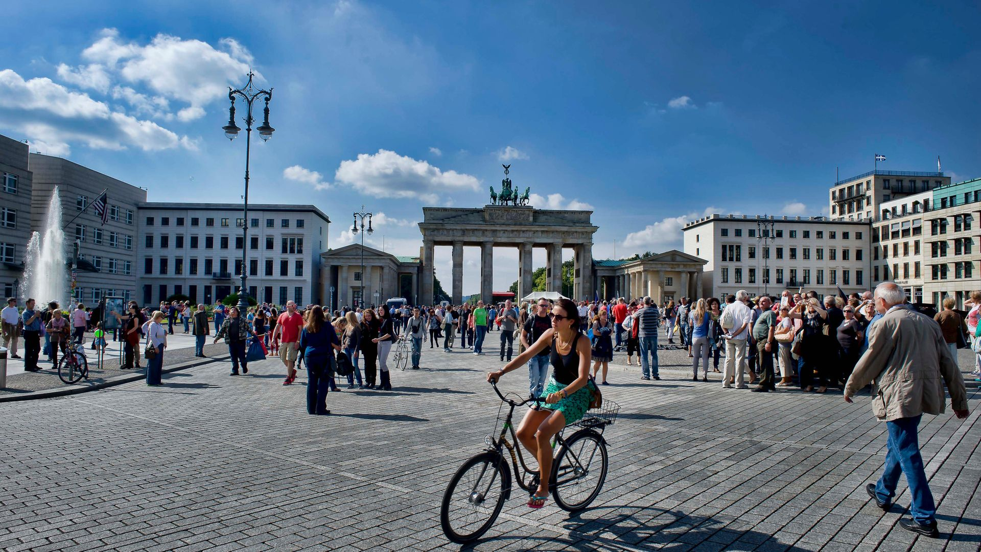 BOLSHY BERLINERS: The capital is home to the rudest Germans, says columnist Tanit Koch - Credit: Corbis via Getty Images