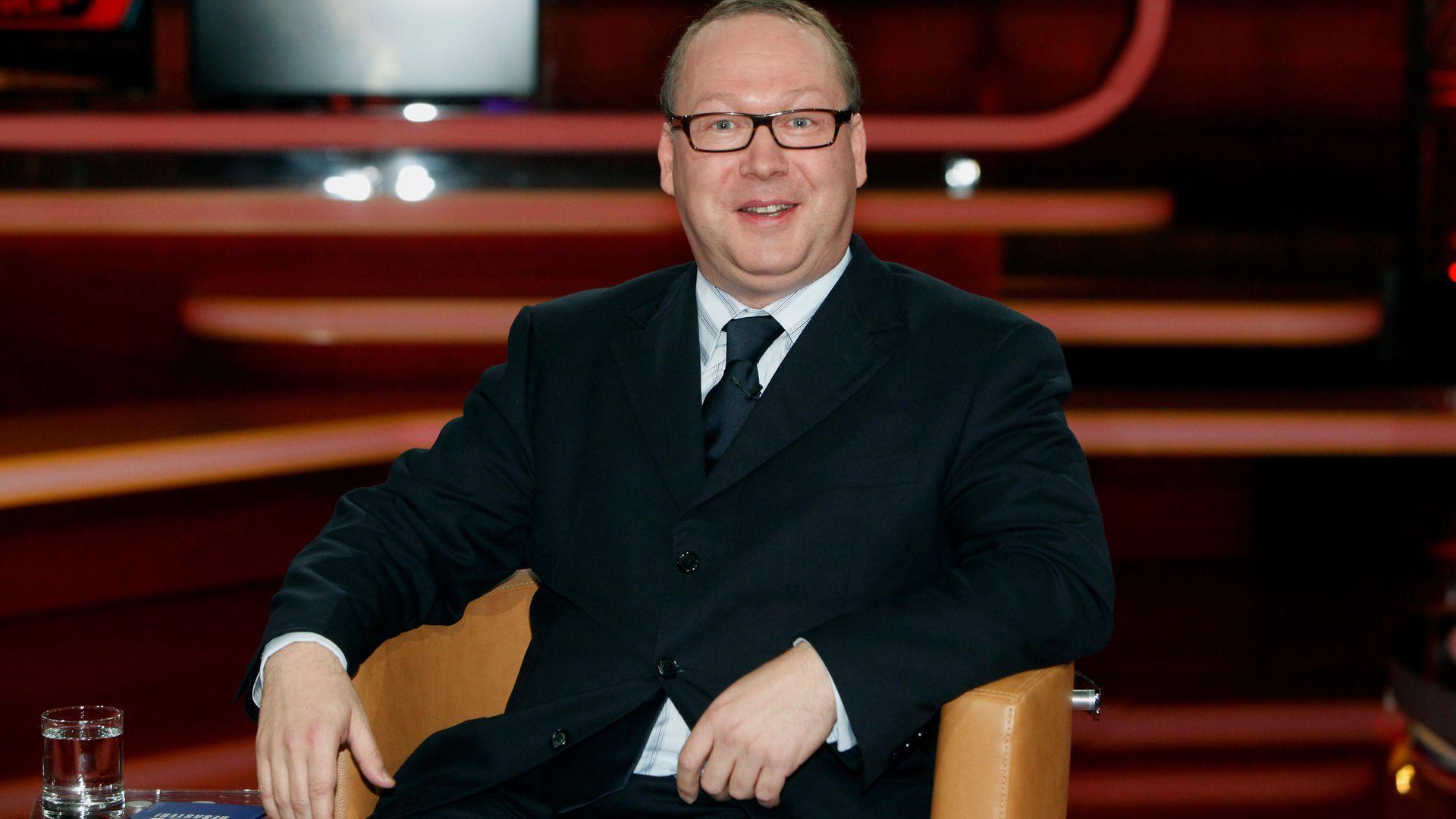 Max Otte, new leader of Germany's Werte Union - Credit: ullstein bild via Getty Images