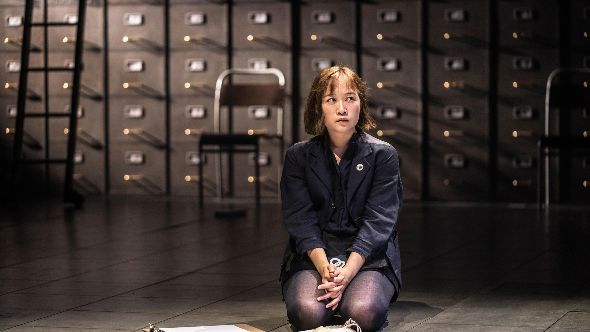 Millicent Wong in After Life - Credit: JOHAN PERSSON