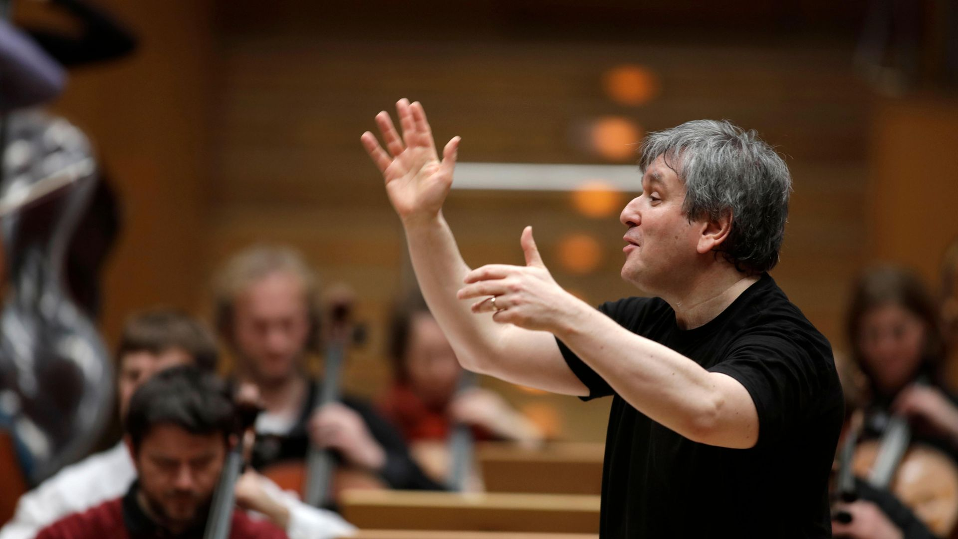 The English-Italian conductor and pianist Sir Antonio Pappano - Credit: ullstein bild via Getty Images