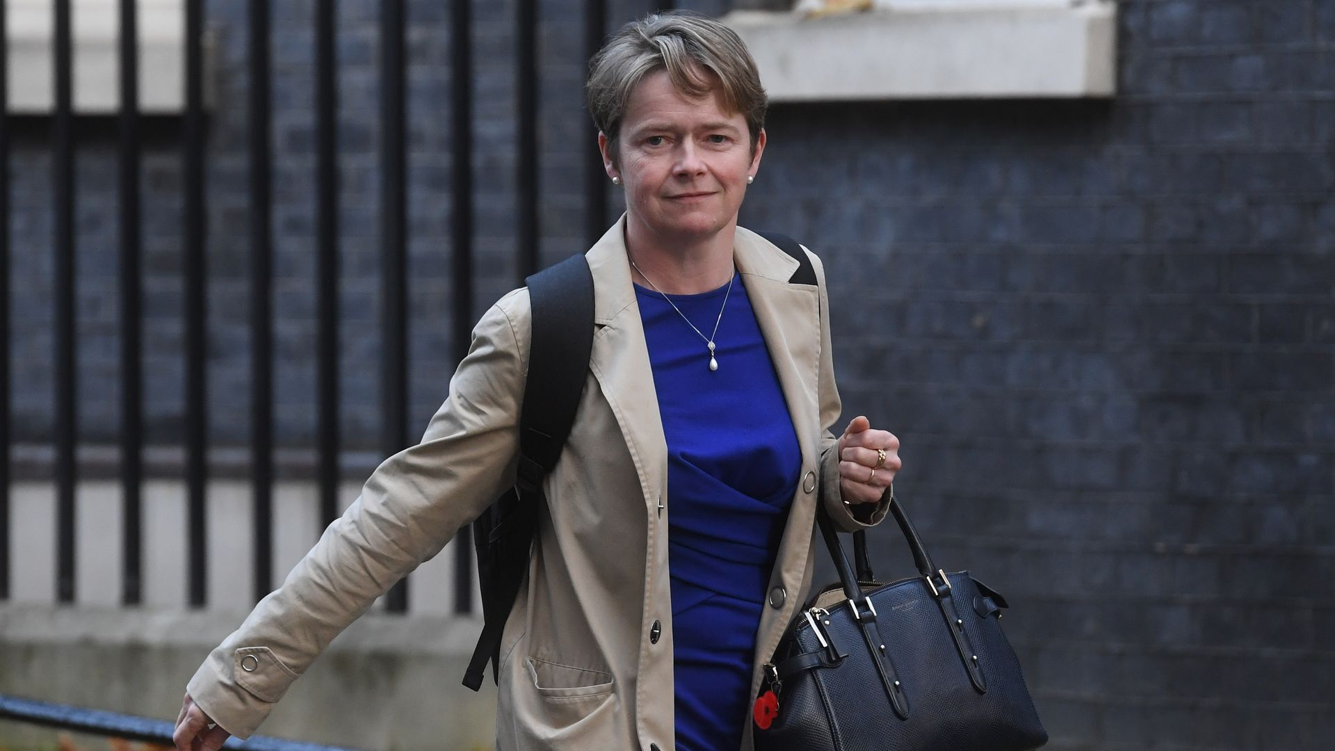 Baroness Dido Harding leaving Downing Street, London - Credit: PA