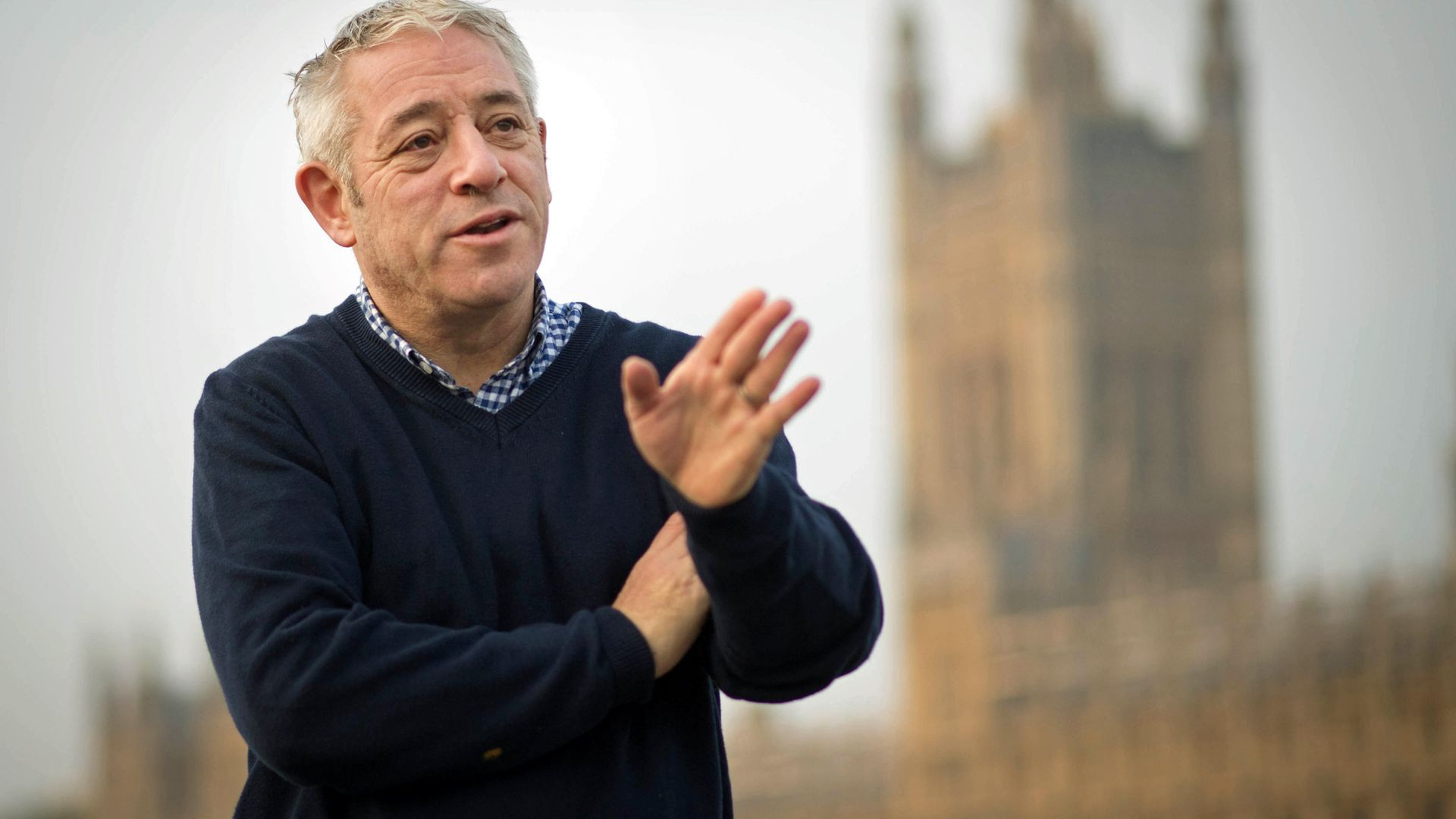 File photo dated 31/10/19 of John Bercow who has denied discussing the prospect of a peerage with Sir Keir Starmer after the former Commons speaker and Tory MP defected to the Labour Party. Issue date: Sunday June 20, 2021. - Credit: PA