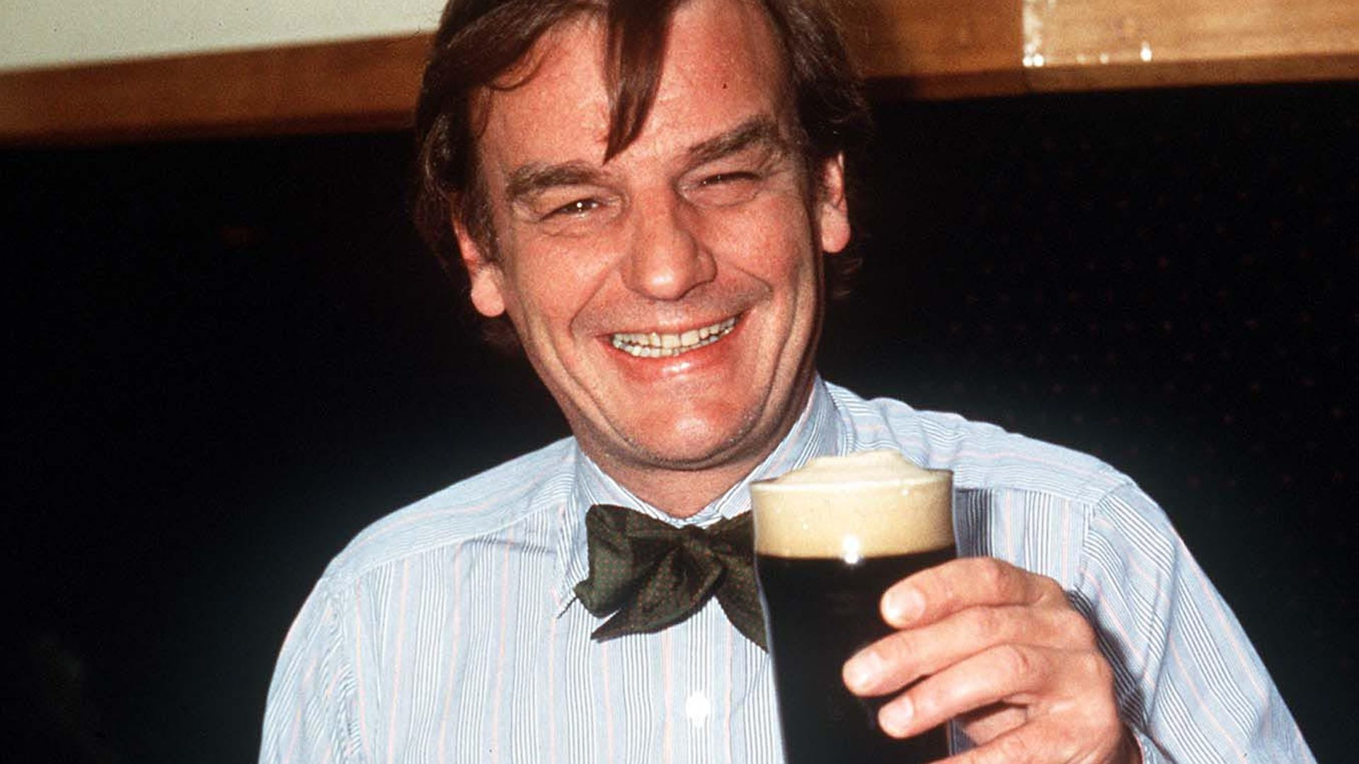 Keith Floyd in 1988 - Credit: Photo by Photoshot/Getty Images