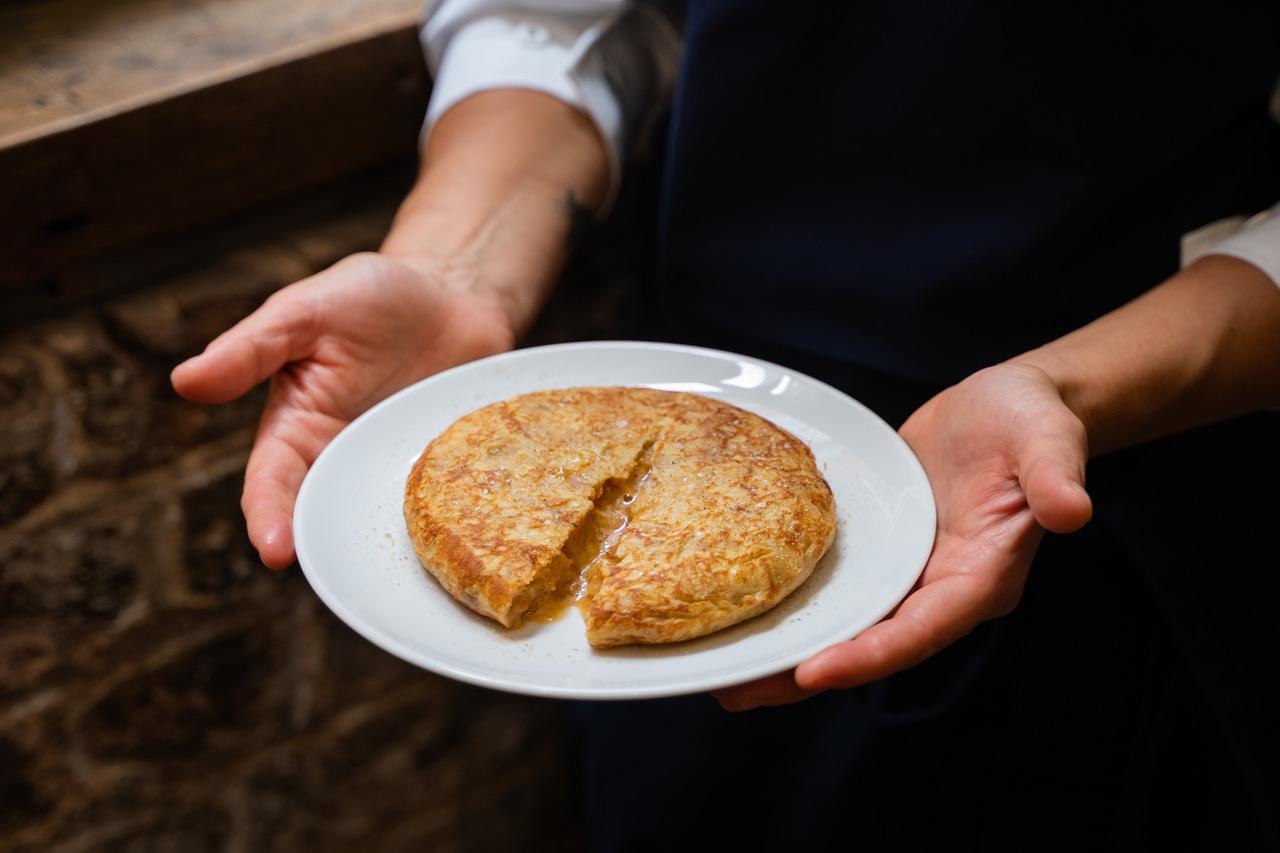 Nieves Barragán's Tortilla Gallega