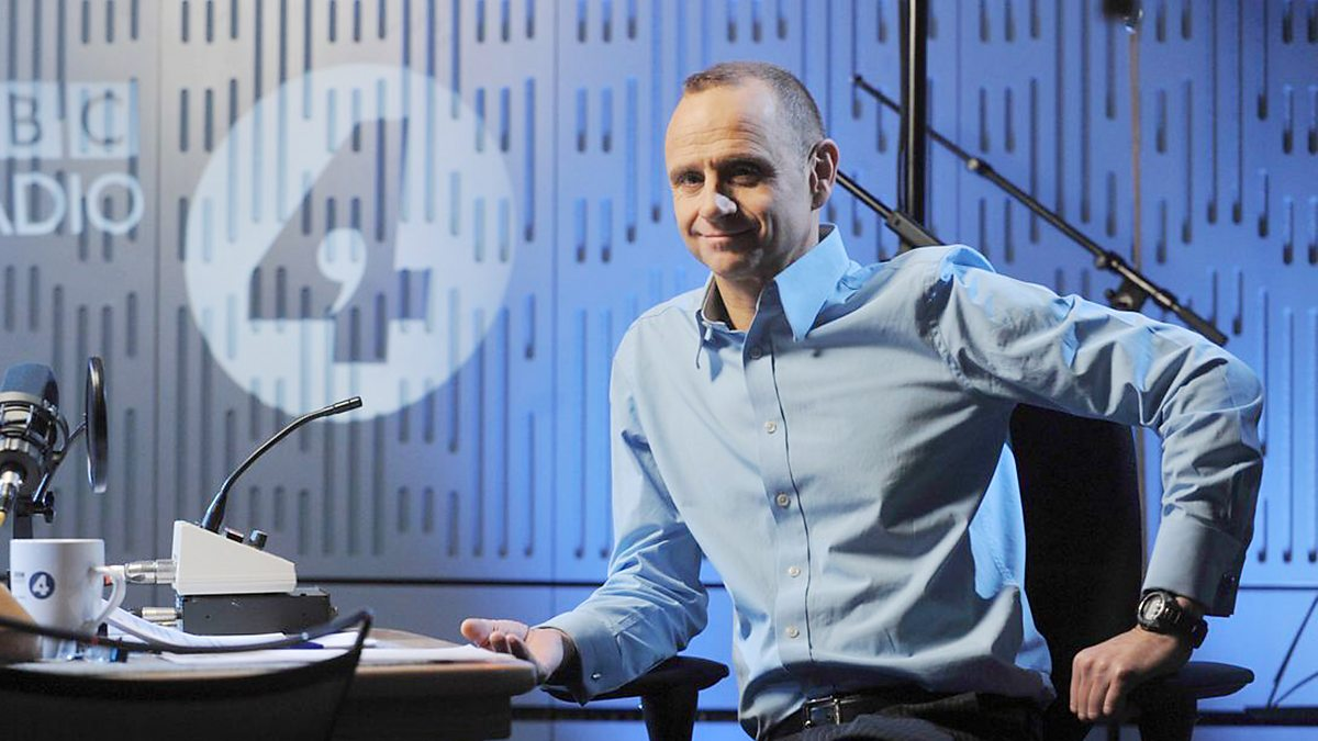 Evan Davis is the presenter of BBC Radio 4's PM programme. Photograph: BBC.