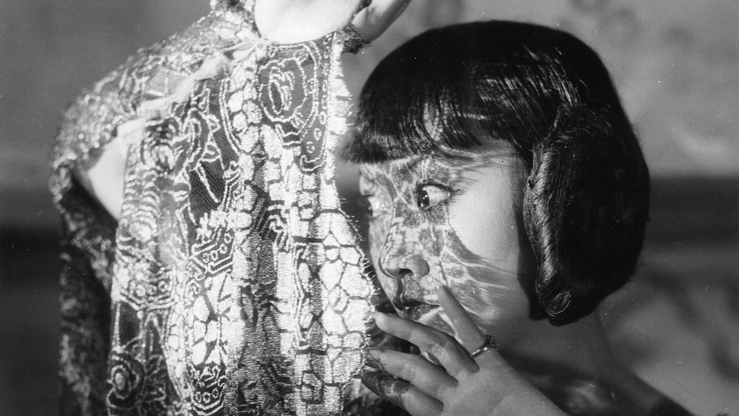 The pioneering Anna May Wong in Piccadilly, newly restored and rereleased on BFI Blu-Ray. Credit: BFI