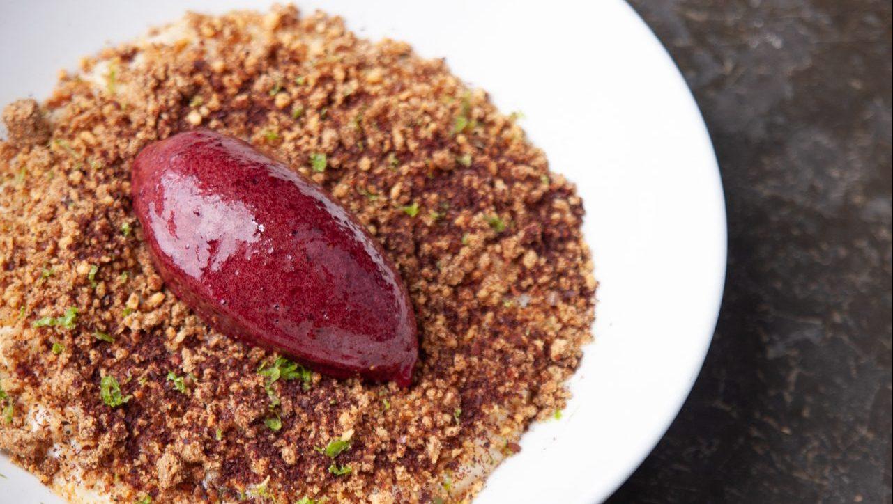 Selin Kiazim's Sütlaç Rice Pudding. Credit: Oklava