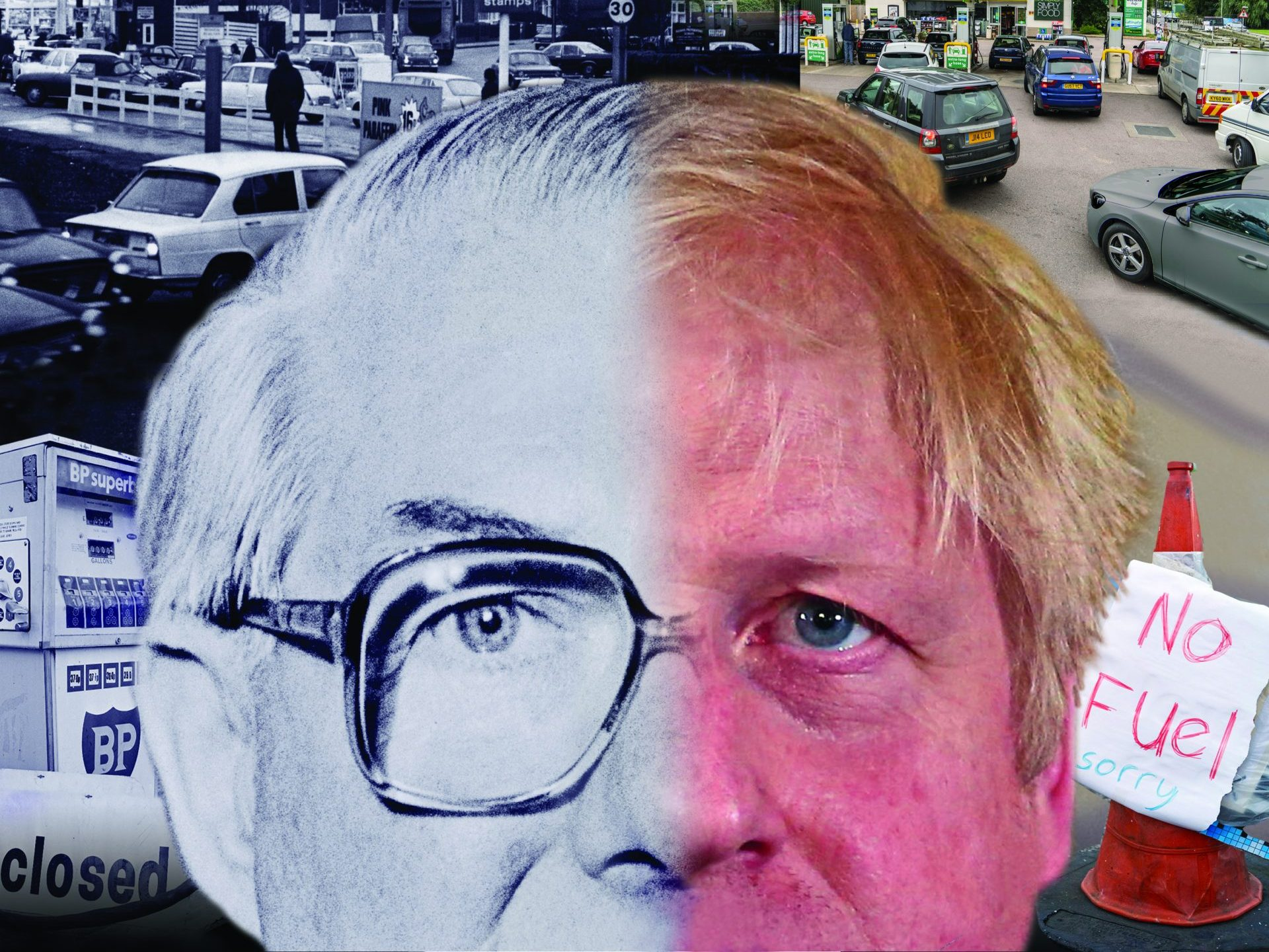 Crisis? What crisis? Boris Johnson is compared to James Callaghan in this week's edition of The New European