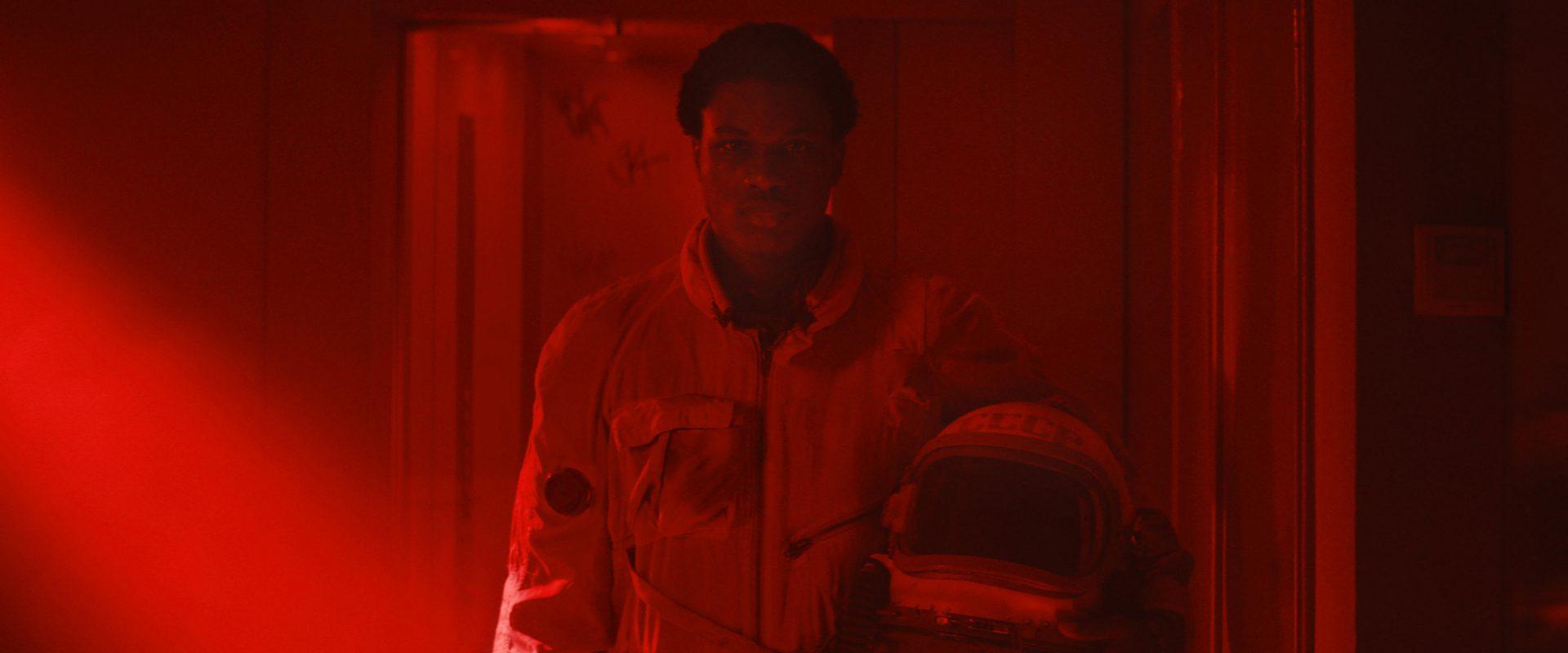 Alseni Bathily as Youri in Gagarine. Credit: Hautetcourt
