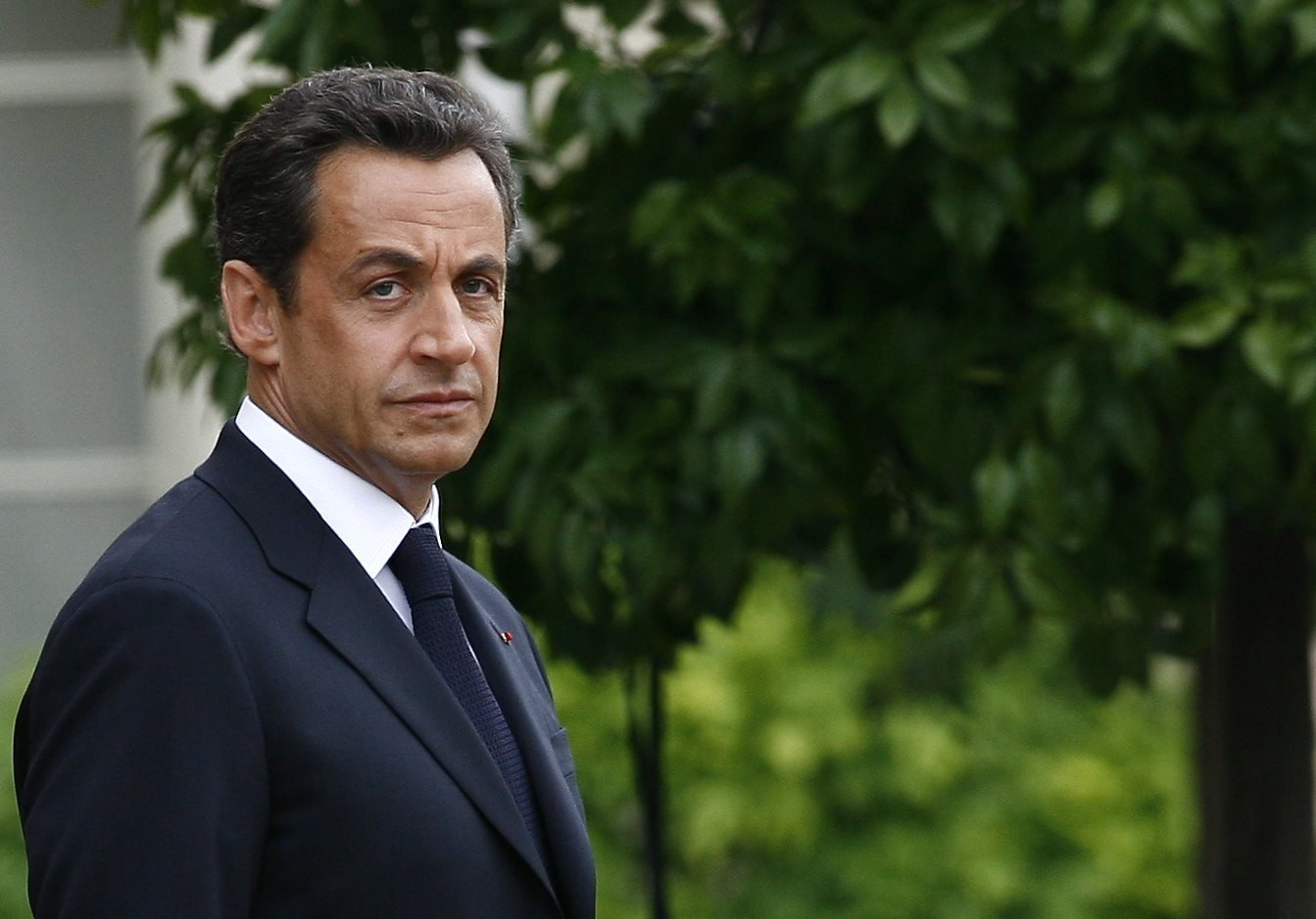 Nicolas Sarkozy has been sentenced to a year in prison.. though he can serve his sentence at home. Photo: Corbis via Getty