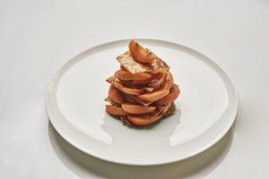 Asimakis Chaniotis' apricot milk pie